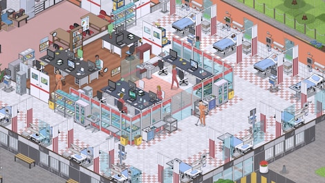 Project Hospital Steam Key GLOBAL - gameplay - 11