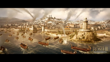 Total War: ROME II - Emperor Edition + 4 DLCs Steam Key GLOBAL - rozgrywka - 8