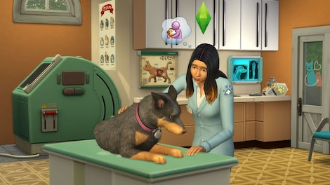 The Sims 4: Cats & Dogs Key Origin PC GLOBAL - screenshot - 1