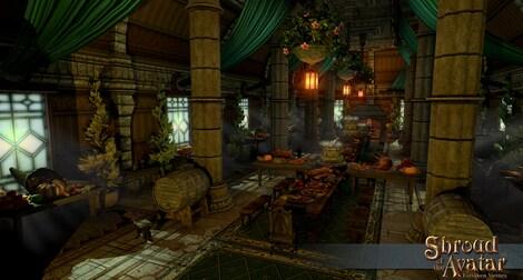 Shroud of the Avatar: Forsaken Virtues Steam Key GLOBAL - gameplay - 10