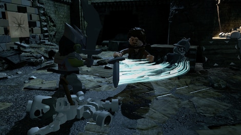 LEGO Lord of the Rings Steam Key GLOBAL - gameplay - 13