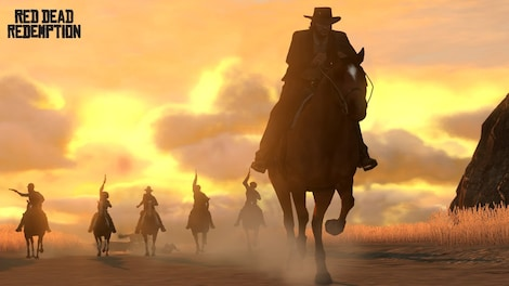 Red Dead Redemption PSN Key PS3 NORTH AMERICA - gameplay - 6