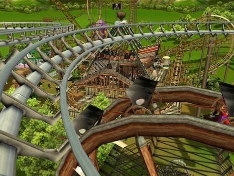 RollerCoaster Tycoon 3: Platinum Steam Key GLOBAL - gameplay - 3