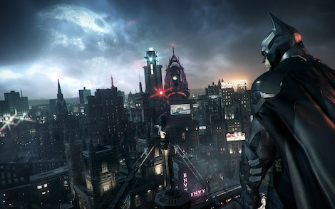 Batman: Arkham Knight Premium Edition Steam Key GLOBAL - gameplay - 6