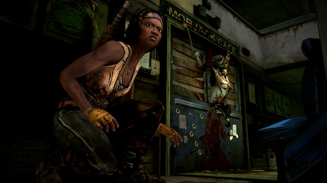 The Walking Dead: Michonne - A Telltale Miniseries Telltale Games Key GLOBAL - gameplay - 2
