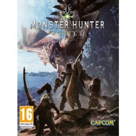 Monster Hunter World + Pre-Purchase Bonus Steam Key GLOBAL - G2A COM