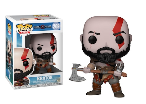 Funko Pop! Vinyl: Games - God of War - Kratos