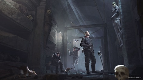 Wolfenstein: The Old Blood Steam Key GLOBAL - rozgrywka - 10
