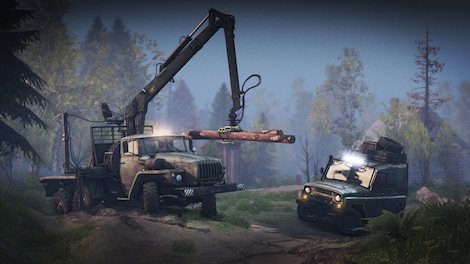 Spintires Steam Key GLOBAL - gameplay - 12