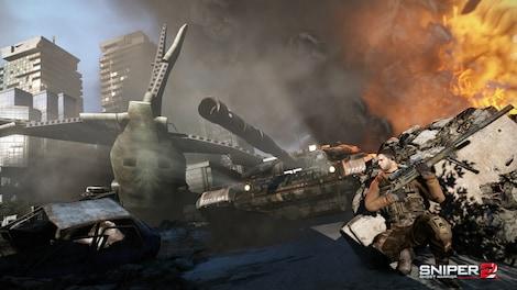 Sniper: Ghost Warrior 2 Steam Key GLOBAL - gameplay - 14