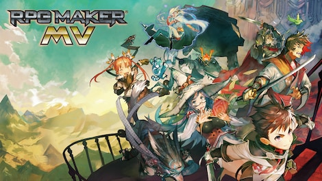 RPG Maker MV GLOBAL Key Steam - Screenshot - 6
