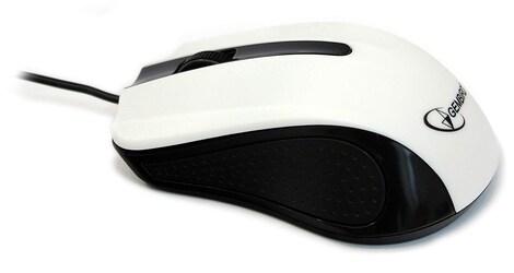 Gembird MUS-101 Optical mouse, USB, blue