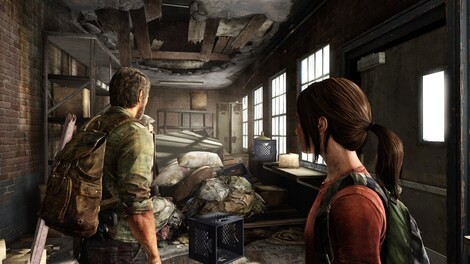 The Last of Us Remastered PSN Key PS4 NORTH AMERICA - gameplay - 31