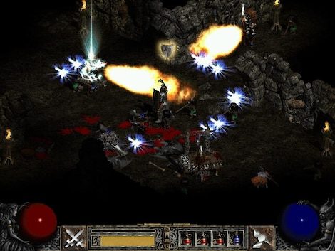 Diablo 2 Battle.net Key PC GLOBAL