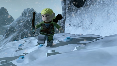 LEGO Lord of the Rings Steam Key GLOBAL - gameplay - 17