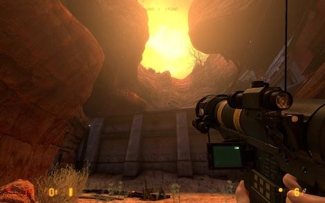 Black Mesa Steam Key GLOBAL - gameplay - 9