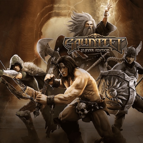 Gauntlet Slayer Edition Steam Key GLOBAL - rozgrywka - 16