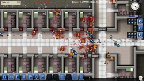 Prison Architect Standard Steam Key GLOBAL - gameplay - 3