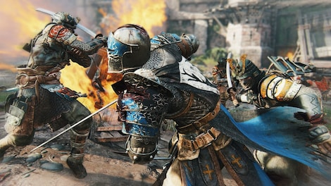 For Honor Uplay Key ROW - gameplay - 4