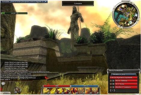 Guild Wars Prophecies NCSoft Key EUROPE