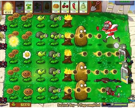 Plants vs. Zombies GOTY Edition Steam Key GLOBAL - gameplay - 4