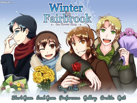 Flower Shop: Winter In Fairbrook Steam Key GLOBAL - gameplay - 8