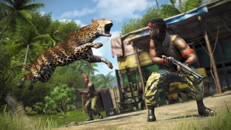 Far Cry 3 Uplay Key GLOBAL - gameplay - 4