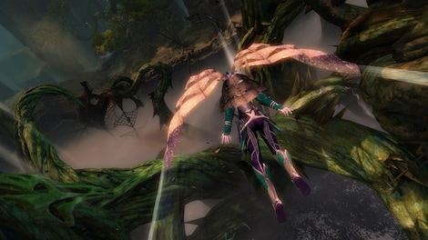 Guild Wars 2 Heart of Thorns NCSoft Key GLOBAL - gameplay - 9