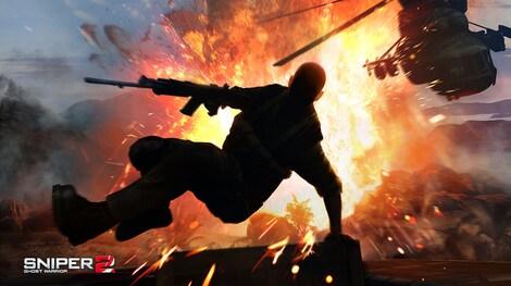 Sniper: Ghost Warrior 2 Steam Key GLOBAL - gameplay - 9