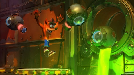 Crash Bandicoot N. Sane Trilogy Steam Key EUROPE - gameplay - 6