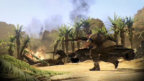 Sniper Elite 3 Season Pass Key Steam GLOBAL - képernyőkép - 28
