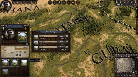 Crusader Kings II - The Old Gods Steam Key GLOBAL - screenshot - 3
