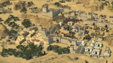 Stronghold Crusader 2 Steam Key GLOBAL - gameplay - 12