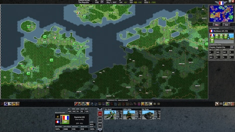 Advanced Tactics Gold Steam Key GLOBAL