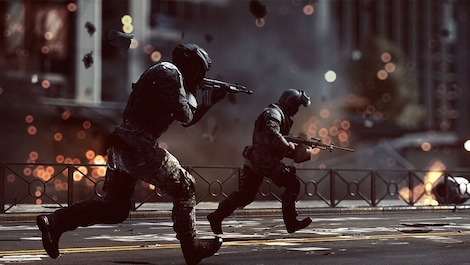 Battlefield 4 (ENGLISH ONLY) Origin Key PC GLOBAL - gameplay - 6