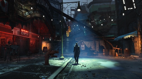Fallout 4: Game of the Year Edition Steam Key PC GLOBAL - gameplay - 15