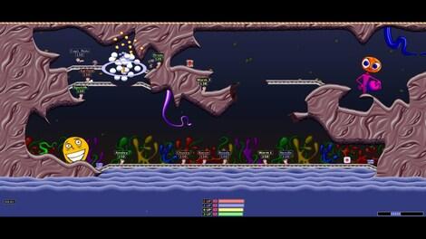 Worms Armageddon Key Steam GLOBAL - screenshot - 9