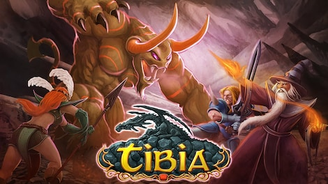 Tibia PACC Premium Time Cipsoft GLOBAL 30 Days Code - screenshot - 1