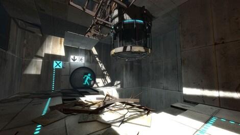 Portal 2 Steam Key GLOBAL - gameplay - 8