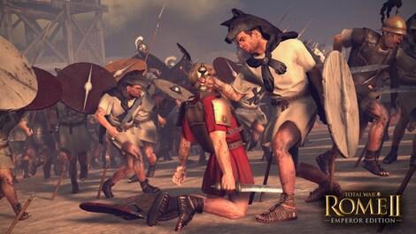 Total War: ROME II - Emperor Edition + 4 DLCs Steam Key GLOBAL - rozgrywka - 2