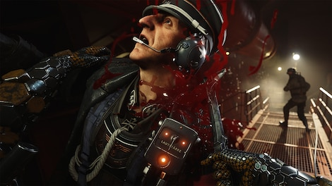 Wolfenstein II: The New Colossus Steam Key GLOBAL - gameplay - 5