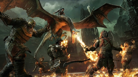 Middle-earth: Shadow of War Standard Edition Steam Key GLOBAL - 게임 플레이 - 4