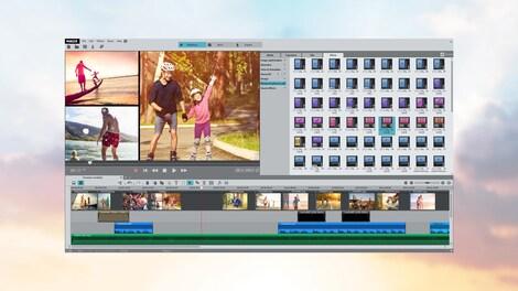MAGIX Photostory 2016 Deluxe GLOBAL Key Steam - zrzut ekranu - 5