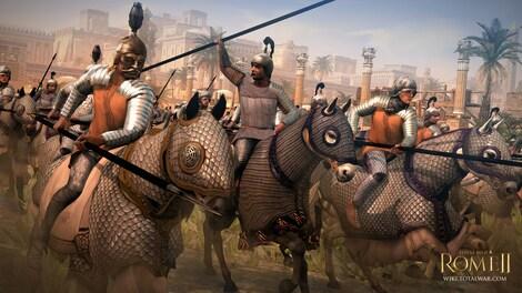 Total War: ROME II - Emperor Edition + 4 DLCs Steam Key GLOBAL - rozgrywka - 10