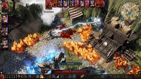 Divinity: Original Sin 2 Steam Key GLOBAL - gameplay - 5