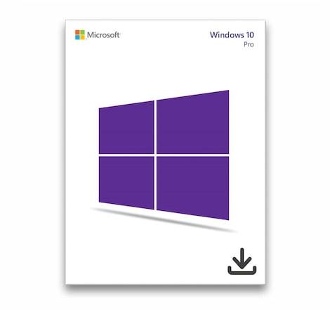 Windows 10 Pro OEM Sticker - GLOBAL
