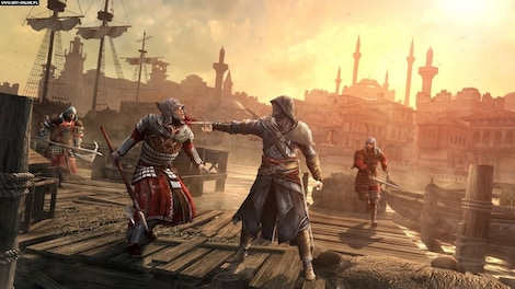Assassin's Creed: Revelations Steam Key GLOBAL - gameplay - 13