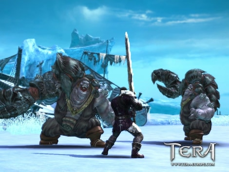Tera Online Standard Gameforge Key EUROPE - gameplay - 5