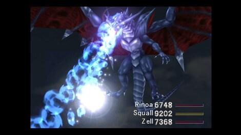 Final Fantasy VIII Steam Key GLOBAL - gameplay - 2