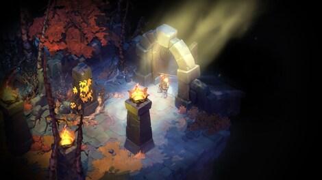 Battle Chasers: Nightwar Steam Key PC GLOBAL - rozgrywka - 11